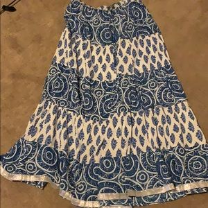 3b76aefea1 Dresses & Skirts - Indian Print Skirt